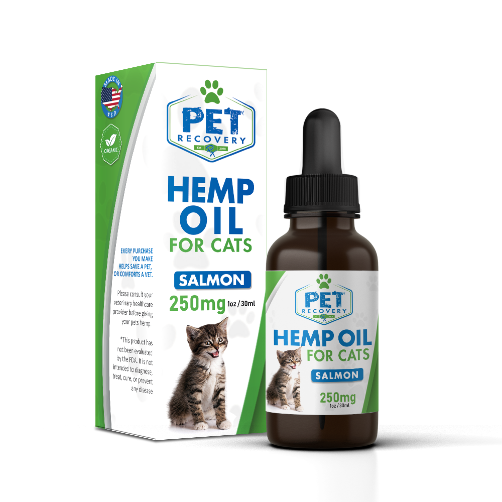 250mg hemp oil for cats