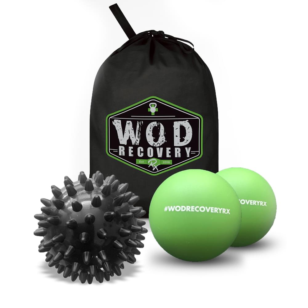 Wod Recovery Rx Massage Ball Set